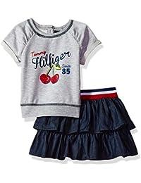 Baby Girls' 2 Pieces Skirt Set