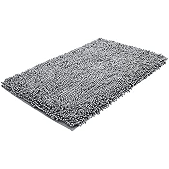 Super Soft Bath Mat Microfiber Shag Bathroom Rugs Non Slip Absorbent Fast  Drying Bathroom Carpet Shower