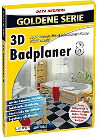 3d badplaner software