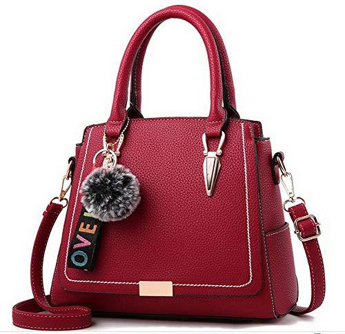 GMMBA181845 Nero AgooLar Tote a Shopping tracolla Chiaretto Dacron Secchio Donna Style Borse Moda Pxgw6qP