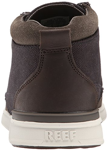 outlet get to buy outlet locations Reef Sneaker Men Rover Mid TX Sneakers Black/Slate cfTFMEwFI