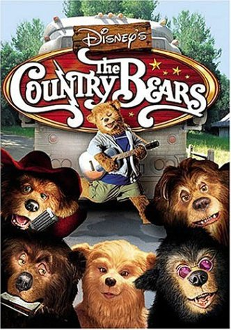 country bears dvd - 1