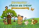 Devinettes et chasse au trésor: Jeux pour enfants