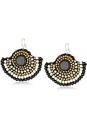 Panacea Half Moon Earrings