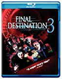 Final Destination 3 on Blu-ray cover.