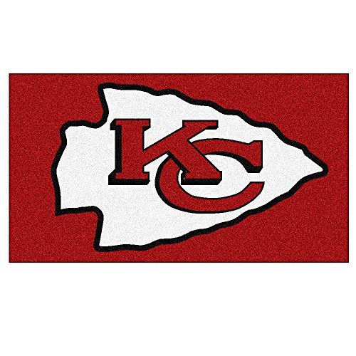 """FANMATS 7419 Kansas City Chiefs Rookie Mat (18""""x27"""")"""