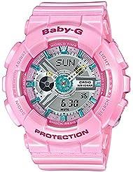 G-Shock Womens BA-110CA-4ACR Pink Watch