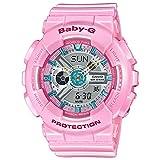 G-Shock Women's BA-110CA-4ACR Pink Watch
