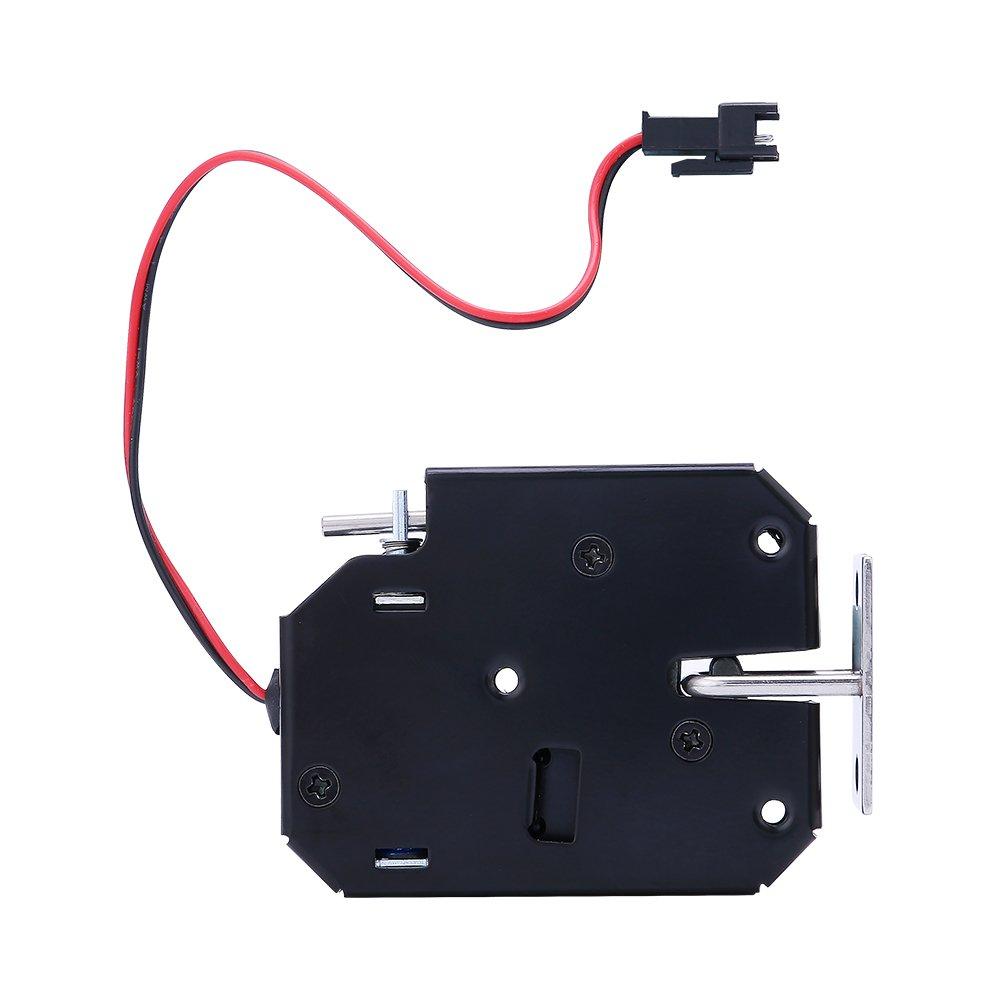 NS 12V Intelligent Electric Door Lock for File Cabinet Door (K01-12v) by NS Shop (Image #4)