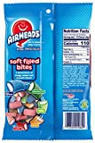 AirHeads Soft Filled Bites, Party, 6 Ounce