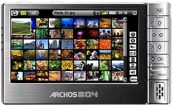 Archos 604 Reproductor MP4