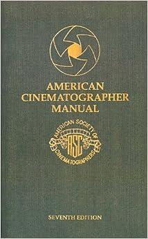Book American Cinematographer Manual