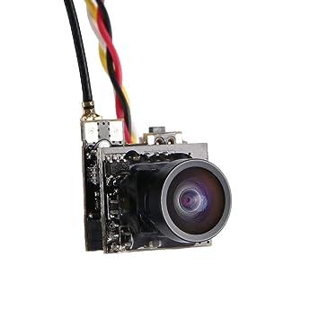 Laurelmartina LST-S2 + AIO 800TVL CMOS Mini cámara FPV CAM RC ...