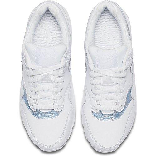 Max Chaussures Blanc 39 GS Bleu Taille NIKE Air Blanc 1 wBqExWa4p