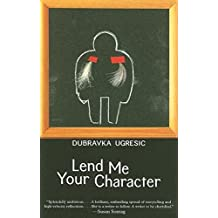 Lend Me Your Character