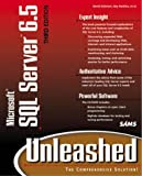 img - for Microsoft SQL Server 6.5 Unleashed book / textbook / text book