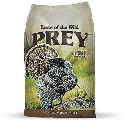 Taste of the Wild Prey Turkey Limited Ingredient - 25Lbs