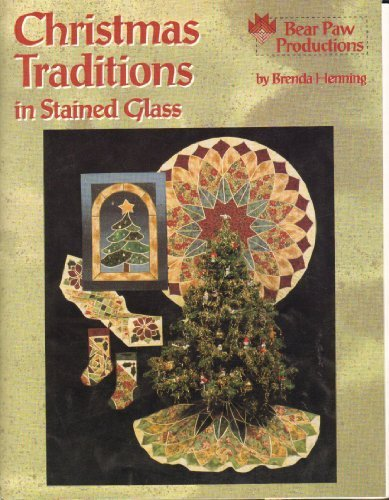 Christmas Traditions in Stained -