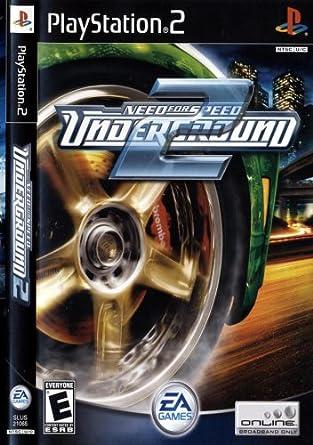 Amazon Com Need For Speed Underground 2 Playstation 2 Artist