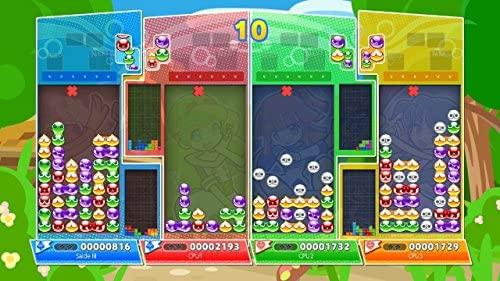 Puyo Puyo Tetris - Nintendo Switch [Importación inglesa]: Amazon.es: Videojuegos