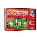 Titleist DT TruSoft Golf Balls, White
