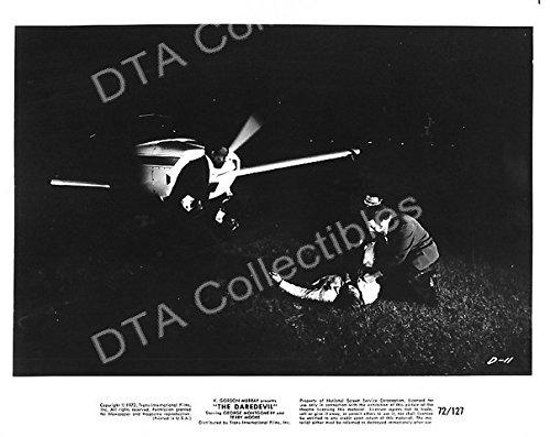 B&w 1972 Photo - MOVIE PHOTO: THE DAREDEVIL-1972-B&W 8