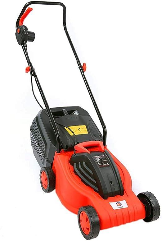 ZM-Lawn mower CortacéSped EléCtrico Tipo Empuje De 220 Voltios ...