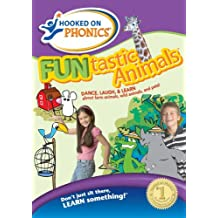 Hooked on Phonics: Funtastic Animals