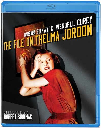 File on Thelma Jordon [Blu-ray]