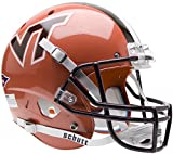 Schutt NCAA Virginia Tech Hokies Replica XP Helmet - Alternate 4 (Orange)