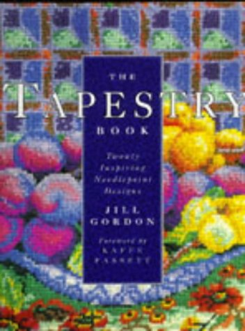 The Tapestry Book: Twenty Inspiring Needlepoint Design