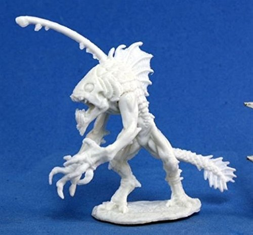 Tiik Warrior (1) Miniature by Reaper