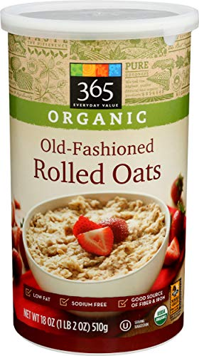 Check expert advices for rolled oats subscribe and save?