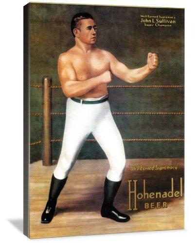 Hohenadel Beer - John L. Sullivan 32