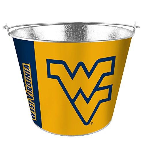 NCAA West Virginia Mountaineers Hype Bucket