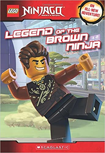 Chapter Book #10 (Lego Ninjago)
