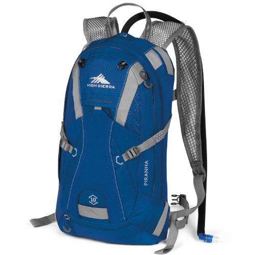 High Sierra Piranha 10 Hydration Pack (Royal Cobalt/Silver)