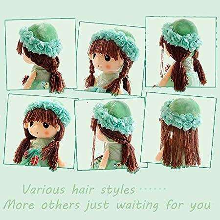 Amazon Com Hwd Kawaii Flower Fairy Stuffed Soft Plush Toy Doll