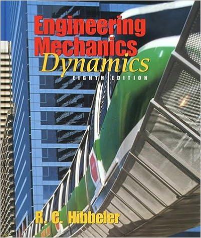 Amazon Com Engineering Mechanics Dynamics 8th Edition