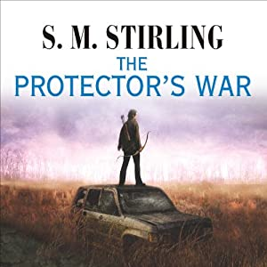 The Protector's War Hörbuch
