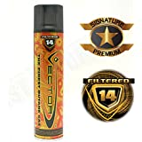 Vector 14X Cold Filtrered Butane Gas 320ml - Choose Your Quantity