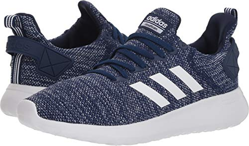 adidas Men's Lite Racer BYD Running Shoe, Dark Blue White, 14 M US