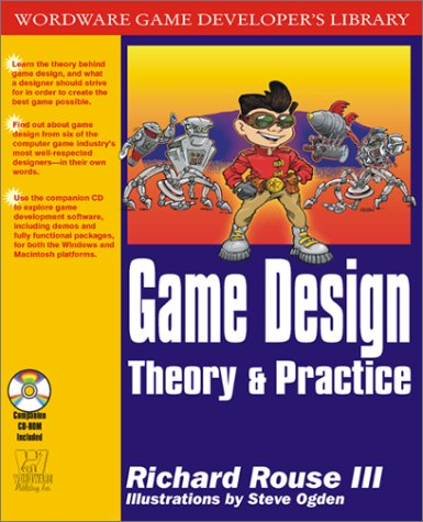Computer Game Design: Theory and Practice