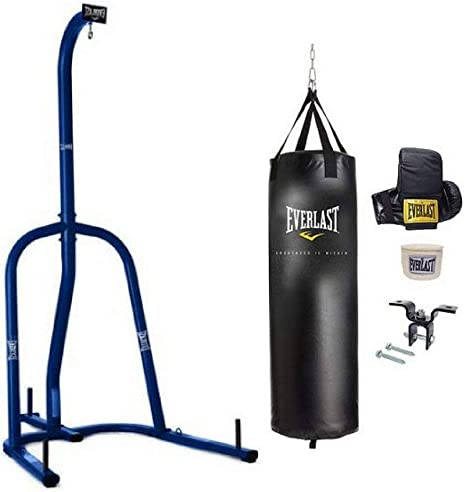 100 lb Everlast P00001776 3 Piece Heavy Bag Kit
