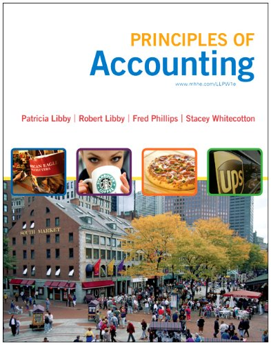 Loose-Leaf Principles of Financial Accounting Ch 1-17