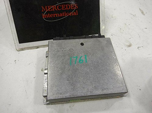 (1993Mercedes-Benz 400E Cruise control module computer unit 1245453632)