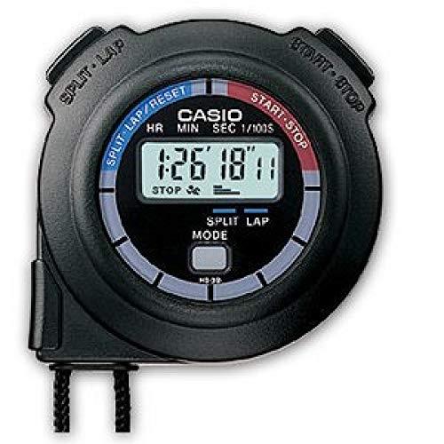 Casio Handheld Stopwatch Timer Model HS-3V-1R ()