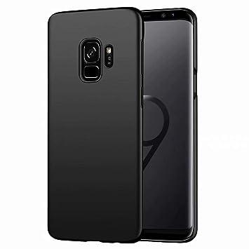 Funda Samsung Galaxy S9 Caja Caso MUTOUREN PC Carcasa Anti-Scratch Anti-rasguños Bumper Protectora de teléfono Case Cover para Samsung Galaxy S9 ...