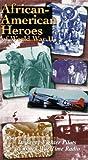 African American Heroes of World War II: Tuskegee Fighter Pilots & Black War Time Radio [VHS]