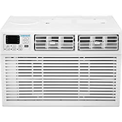 Emerson Quiet Kool EARC10RE1 10,000 BTU 115V Window Air Conditioner, White